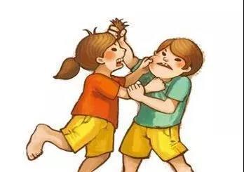 01     孩子总喜欢打人,咬人是有一定的原因的!图片